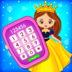 Baby Princess Phone – Princess Baby Phone Games 1.0.2 APK (MOD, Unlimited Money)