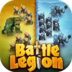 Battle Legion 1.0.5 APK (MOD, Unlimited Money)