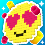 Beady! Place and iron colored beads! DIY 1.11 APK (MOD, Unlimited Money)