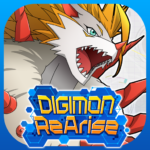 DIGIMON ReArise 3.8.0  APK (MOD, Unlimited Money)