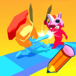 Draw Battle 3D 1.1 APK (MOD, Unlimited Money)