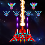 Galaxy Attack: Alien Shooter 27.4(MOD, Unlimited Money)