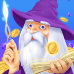 Idle Wizard School – Wizards Assemble 1.8.0 APK (MOD, Unlimited Money)