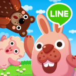 LINE Pokopang 7.1.1 ]APK (MOD, Unlimited Money)