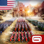 March of Empires: War of Lords v5.8.0h  APK (MOD, Unlimited Money)