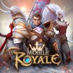 Mobile Royale MMORPG 1.24.0 APK (MOD, Unlimited Money)