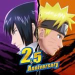 NARUTO X BORUTO NINJA VOLTAGE 7.1.0 APK (MOD, god mode)