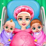 Pregnant Mom And Twin Baby Care Nursery Game 0.2 APK (MOD, Unlimited Money)