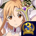 SWORD ART ONLINE Memory Defrag 2.1.2  APK (MOD, god mode)