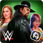 WWE Mayhem 1.38.126 APK (MOD, Unlimited Money)