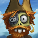 Zombie Castaways 4.24 'APK (MOD, Unlimited Money)
