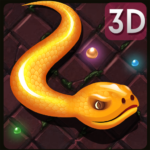3D Snake . io 50.2APK (MOD, Unlimited Money)