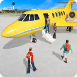 Aeroplane Games: City Pilot Flight 1.0.4 APK (MOD, Unlimited Money)