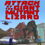 Attack of the Giant Mutant Lizard 1.1.2 APK (MOD, Unlimited Money)
