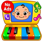 Baby Games – Piano, Baby Phone, First Words 1.2.4 APK (MOD, Unlimited Money)