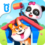 Baby Panda' s House Cleaning 8.48.00.01  APK (MOD, Unlimited Money)