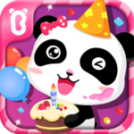 Baby Panda's Birthday Party 8.39.00.10 APK (MOD, Unlimited Money)