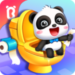 Baby Panda's Potty Training – Toilet Time 8.48.00.01 APK (MOD, Unlimited Money)