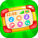 Babyphone & tablet – baby learning games, drawing 2.3.9 (MOD, Unlimited Money)