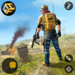 Battleground Fire : Free Shooting Games 2020 2.1.7  (MOD, Unlimited Money)