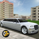 Big City Limo Car Driving Simulator 3.9 APK (MOD, Unlimited Money)