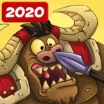 Booblyc TD – Cool Fantasy Tower Defense Game  1.0.636  APK (MOD, Unlimited Money)