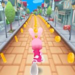 Bunny Run – Bunny Rabbit Game 1.1.17 APK (MOD, Unlimited Money)