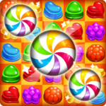 Candy Amuse: Match-3 puzzle 1.8.3APK (MOD, Unlimited Money)