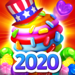 Candy Bomb Fever – 2020 Match 3 Puzzle Free Game 1.5.1 APK (MOD, Unlimited Money)