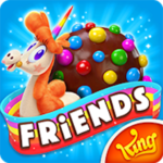 Candy Crush Friends Saga 1.56.3 APK (MOD, Unlimited Money)