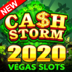 Cash Storm Casino – Online Vegas Slots Games 1.5.2 APK (MOD , Unlimited Money)
