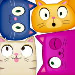 Cat Stack – Cute and Perfect Tower Builder Game! 1.4_206 APK (MOD, Unlimited Money)