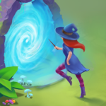Charms of the Witch: Magic Mystery Match 3 Games 2.31.0 APK (MOD, Unlimited Money)