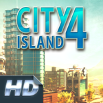 City Island 4- Simulation Town: Expand the Skyline 3.0.0 APK (MOD, Unlimited Money)
