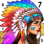 Color by Number – Happy Paint 2.4.4 (MOD, Unlimited Money)