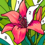 Coloring Book – Color by Number er 1.6.5 APK (MOD, Unlim& Paint by Numbited Money)