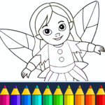 Coloring game for girls and women 1.8.80a APK (MOD, Unlimited Money)
