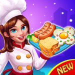 Cooking Delight Cafe- Tasty Chef Restaurant Games 1.8 APK (MOD, Unlimited Money)