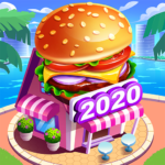 Cooking Marina – fast restaurant cooking games 1.8.12 APK (MOD, Unlimited Money)