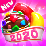 Crazy Candy Bomb – Sweet match 3 game 4.6.0 APK (MOD, Unlimited Money)