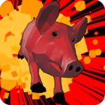 Crazy Pig Simulator 1.011 APK (MOD, Unlimited Money)