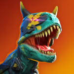 Dino Squad: TPS Dinosaur Shooter 0.11.1 APK (MOD, Unlimited Money)