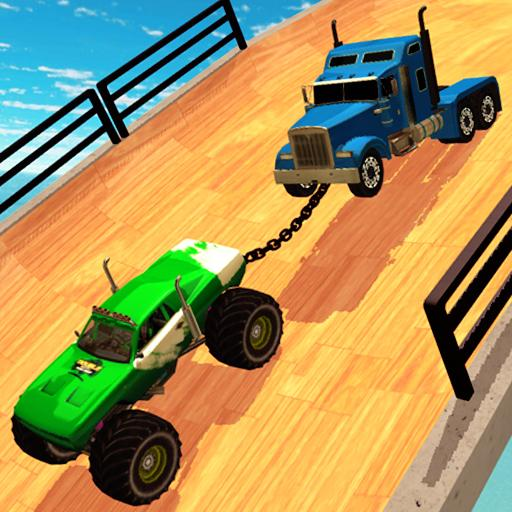 Double Impossible Mega Ramp 3D – Car Jump & Drift 4.2 (MOD, Unlimited Money)