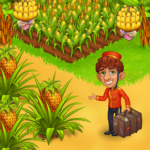 Farm Paradise: Fun farm trade game at lost island 2.17 APK (MOD, Unlimited Money)