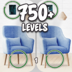 Find the differences 750 + levels 4.37 APK (MOD, Unlimited Money)
