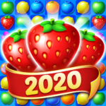 Fruit Genies – Match 3 Puzzle Games Offline 1.13.3(MOD, Unlimited Money)