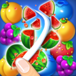 Fruits Crush – Link Puzzle Game 1.0031  APK (MOD, Unlimited Money)