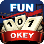Fun 101 Okey 1.8.456.476 (MOD, Unlimited Money)