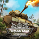 Furious Tank: War of Worlds 1.3.1 APK (MOD, Unlimited Money)