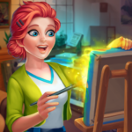 Gallery: Coloring Book by Number & Home Decor Game  APK (MOD, Unlimited Money) 0.231
